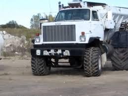 gmc big truck 4x4 off road wheels youtube