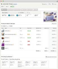 Computer Inventory Spreadsheet Soap Maker Software Craftybase