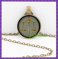 personalized gifts jewelry scales of justice vintage print pendant necklace best friend