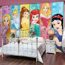 disney princess bedroom decor disney princesses wallpaper mural wallpaper murals wall