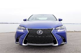 lexus sedan reviews 2017 2017 lexus gs 350 f sport review