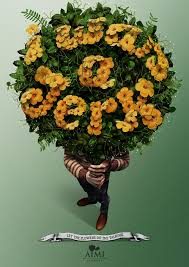 aimi flowers print advert by bad grandpa jerk ads of the world