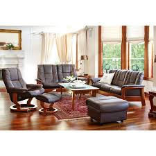 Scandinavian Leather Chairs Furniture Bernie And Phyls Recliners Scandinavian Chair And