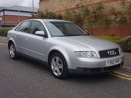 used audi a4 saloon 1 9 tdi se 4dr in southgate preston peter