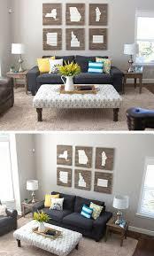 diy livingroom decor do it yourself living room decor amazing 15 diy ideas to refresh