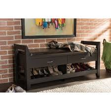 Modern Bench With Storage Home Hallway Bench With Shoe Storage Function U2014 Stabbedinback Foyer
