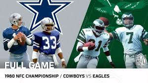 1980 nfc chionship dallas cowboys vs philadelphia eagles