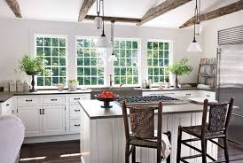 pictures of country kitchens with white cabinets country white cabinets kitchen rectangle silver bookcase and
