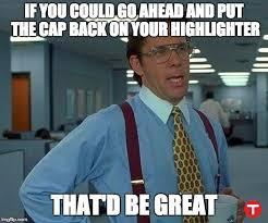 Webinar Meme - tax season jokes and memes the time tracking blog