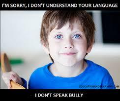 Bully Meme - memes quotes educationandbehavior com