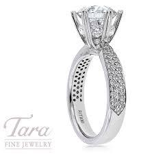 ritani engagement rings ritani engagement ring 93tdw center sold