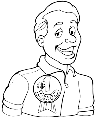 coloring pages amusing daddy coloring pages fathers day daddy