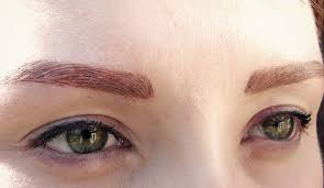 eyebrow feather tattoo uk my life changing experience with eyebrow tattooing creating brows