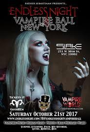 nyc halloween party 2017 endless night vampire ball