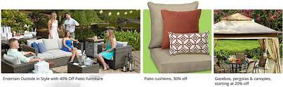 Outdoor Furniture Sale Sears by Sears Spring Black Friday Several 7 Piece Outdoor Dining Sets