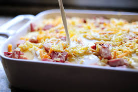 scalloped potatoes and ham the pioneer woman