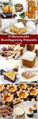 thanksgiving desserts pint sized baker
