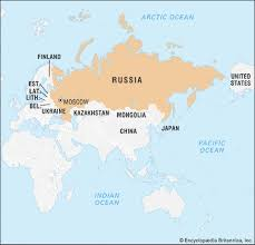 map of europe russia and the independent republics russia geography history map facts britannica