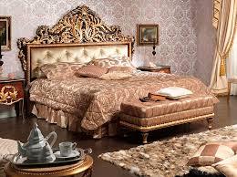 chambre style louis xv lit de style louis xv en bois emperador black