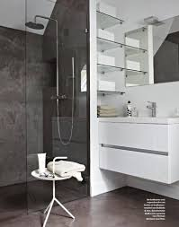 White And Gray Bathrooms 25 Gray And White Small Bathroom Ideas