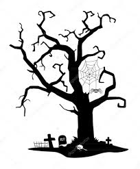 spooky house clipart silhouette clipart