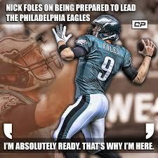 Nick Foles Meme - nfl memes nick foles is up for the challenge facebook