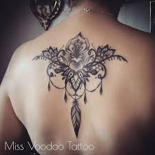 Tattoos For Middle Of Back 1550 Best S Tattoos Images On Blossom