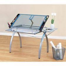 Glass Drafting Tables Have To Have It Studio Designs Futura Advanced Drafting Table