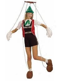 Marionette Doll Halloween Costume Aesthetic Official Marionette Puppet Halloween Costume