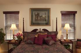 custom vs cut down wood and faux wood blinds latreia wood and