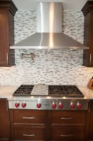 kitchen pot filler faucets pot filler by the stove for your kitchen design build pros