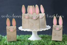 easter bags just me easter treat bags