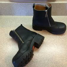 womens harley boots sale best harley davidson s black leather motorcycle boots sz