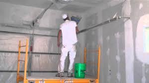 spray painting garage 2013 youtube