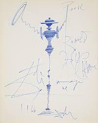 salvador dali sketch auction highlights