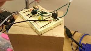 diy led light pwm fading controller