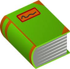 big book books clipart