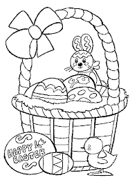 41 best easter coloring pages images on pinterest drawings diy
