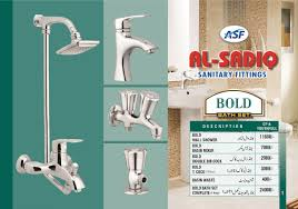alsadiq sanitary fittings u2013 products for quality conscious people
