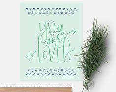 Love Anchors The Soul 8x10 - you are the anchor for my soul instant download michael w