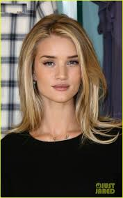 rosie huntington side parted lob the 25 best rosie huntington hair ideas on pinterest rosie