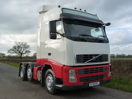 volvo class 8 trucks volvo fh 13 440 6 x 2 globetrotter tractor unit