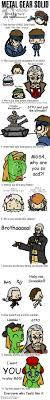 Metal Gear Solid Meme - metal gear solid meme