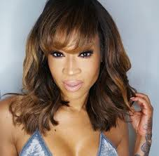 mimi faust hairstyles mimi faust on twitter the switch up rocking 4 bundles of 18
