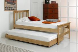 Oak Bed Heywood Solid Oak Guest Bed 3ft Single The Oak Bed Store