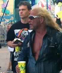 dog the bounty hunter and wife spend independence day at the greeley