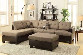 furniture recliner yellow corner couch measurements sectional