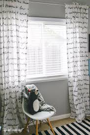 Easy No Sew Curtains 50 Diy Curtains And Drapery Ideas Page 2 Of 10 Diy Joy