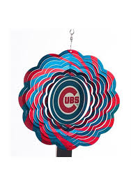 chicago cubs spectrum wind spinner 14120334