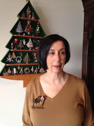 Blair Delmonico Crystal Beaded Chandelier On The 7th Day Of Christmas Pins I Am Wearing A Spectacular